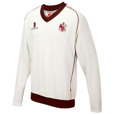 Blackley CC Curve Long Sleeve Sweater